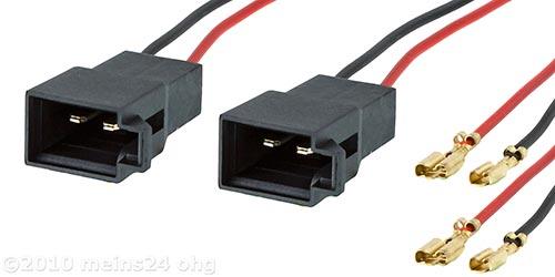 Lautsprecheradapter für AUDI OPEL VW SEAT RENAULT