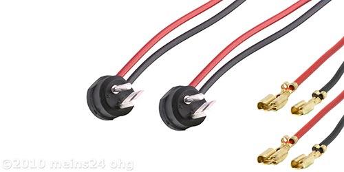 Lautsprecheradapter für MERCEDES DIN (alt)