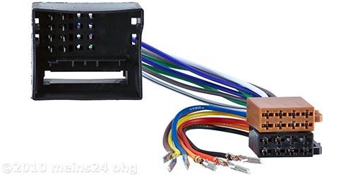 MOST Radioadapter universal auf ISO