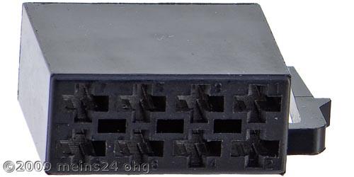 ISO Strom Buchsengehäuse