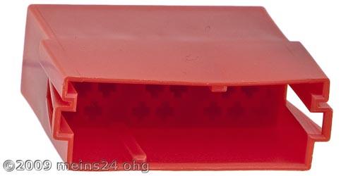 20pol. MINI-ISO Steckergehäuse