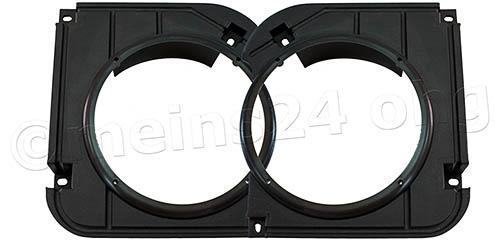 Lautsprecher Adapterringe passend für VW Polo 6N